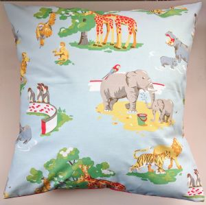 Cushion Cover in Cath Kidston Zoo 16""